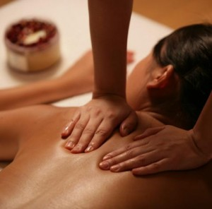Massage is great for relaxation